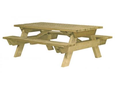 Table pique-nique